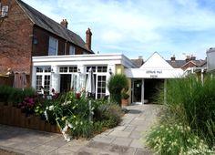 Salisbury.- Milford Hall Hotel & Spa
