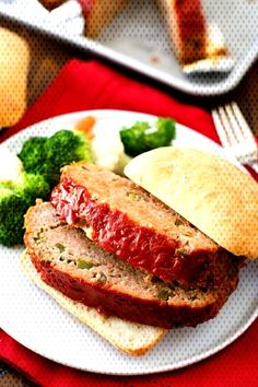 Ground Turkey Meatloaf - Healthy Turkey Meatloaf that's Easy to Make!You can find Ground. Ground Turkey Meatloaf, Ground Turkey Tacos, Ground Turkey Recipes, Healthy Meatloaf, Healthy Recipes, Make It Yourself, Easy, Food, Minced Turkey Recipes