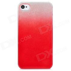 Brand: BASEUS; Model: CSAPIH4S-SH09; Quantity: 1 Piece; Color: Red; Material: Plastic; Type: Back cases; Compatible Models: Iphone 4/4S; Other Features: Matte touch feeling personalizes your cell phone and protects it from scratches dust and shock; Packing List: 1 x Back case; 1 x High clear screen guard film; http://j.mp/Yre3lI