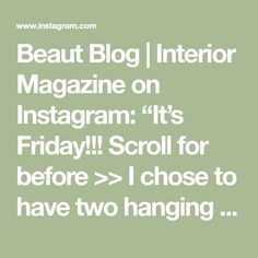 "Beaut Blog | Interior Magazine on Instagram: ""It's Friday!!! Scroll for before >> I chose to have two hanging pendants with large rounded filament bulbs in over the sink area which I…"" Interiors Magazine, Hanging Pendants, Choose Me, Bulbs, Sink, Friday, Instagram, Lightbulbs, Sink Tops"