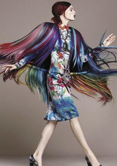 """Sin Limite""  Coco Rocha for Vogue Mexico December 2012"