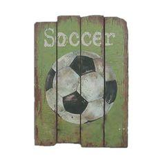 Soccer Wall Décor at Joss & Main