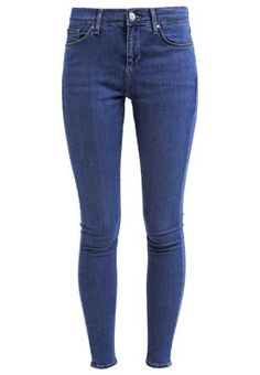 LEIGH - Jeans Slim Fit - middenim