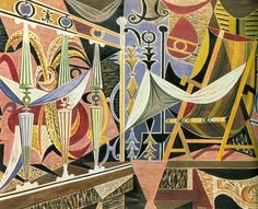 Clothes Hanging Oil on canvas National Gallery Of Greece Cubist Artists, Street Art, National Gallery, Tate Gallery, Georges Braque, Byzantine Art, Cubism, Conceptual Art, Printmaking