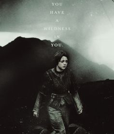 arya has been my name many many times because new acquaintances abroad could never remember its actual full spelling. For the first time in my life I share the same name with a fictional character I've identified so much in as I have with Arya Stark, her personality traits, history arc, etc... It's so very spooky. McL