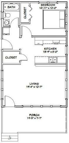 A Little Bit of This, That, and Everything: #tinyhouseblueprint