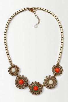 Anton Heunis Blossom Cluster Necklace