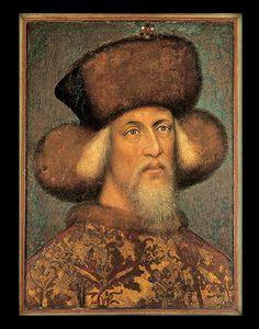 Luxemburgi Zsigmond (1387 - 1437)