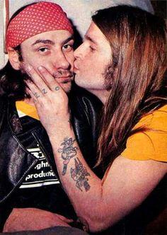 Bill Ward/Ozzy Osbourne