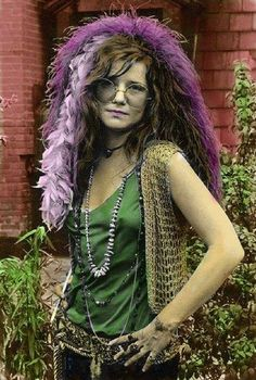 """Don't Compromise Yourself, You're All You've Got""  JANIS JOPLIN x"