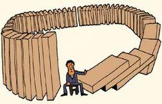 Wat is Karma? Karma is het Sanskriet woord voor 'actie'. Het is gelijk aan Newton's wet 'actie reactie'. Als we denken, spreken of handelen, starten we een kracht die dienovereenkomstig zal reageren. De wet van oorzaak en gevolg is geen straf, maar past geheel in het natuurlijke belang van leerprocessen en persoonlijke ontwikkeling. Een persoon kan niet ontsnappen aan de gevolgen van zijn daden, maar zal lijden indien hij zelf de voorwaarden voor zijn lijden rijp heeft gemaakt. Onwetendheid…