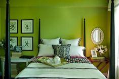 39 Bright Tropical Bedroom Designs