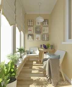 Examples for Small Balcony Decoration, . - Phoebe Home Decor, Home, Living Dining Room, Balcony Decor, House, Interior Design, House Interior, Room Decor, Home Deco