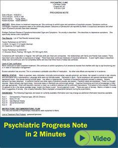 Psychotherapy progress notes template google search progress icanotes 2 minute progress note for psychiatrists maxwellsz