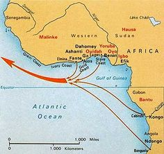hebrew african kingdoms | SLAVERY HISTORY & THE AFRICAN COMPLICITY: Africans Captured and Sold ...