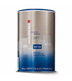 Goldwell Oxycur Platin Decolorante en Polvo 500ml