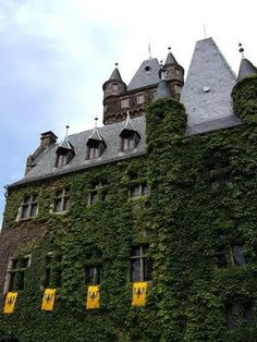 Reichsburg Cochem travel-and-places