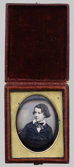 James Abbott McNeill Whistler (1834-1903) Creator Kilburn, William Edward Date 1847-1849