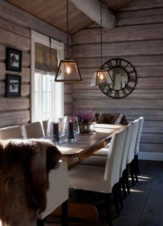 ideas for kitchen table chairs modern furniture Home Decor Kitchen, Rustic Kitchen, New Kitchen, Kitchen White, Kitchen Ideas, Kitchen Hacks, Kitchen Table Chairs, Dining Tables, Dining Rooms