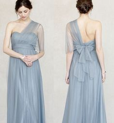 Jenny Yoon NYC Annabelle Dress in Mayan Blue