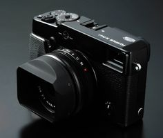 Hooray for the revenge of the rangefinders.  Fuji X-Pro1 Review