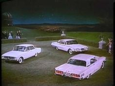 l96O+ Retro Cars, Vintage Cars, Ford Galaxie, Car Advertising, Car Ford, Muscle Cars, Classic Cars, Ford Vehicles, Commercial