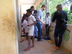 #volunteer #doctors #schoolhealth Bosch India Ltd.'s #CSR initiative by @tcfindia - http://trinitycarefoundation.org/