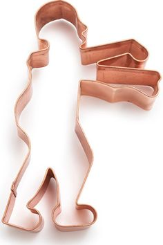 Zombie cookie cutter