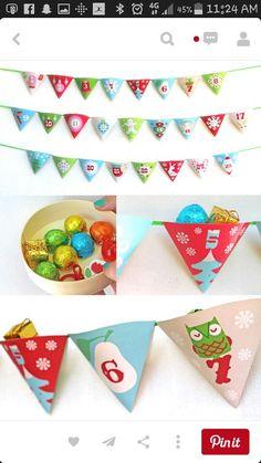 Easter/advent calendar