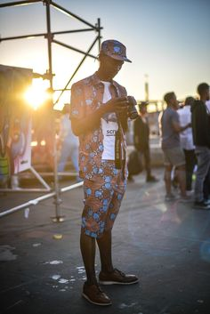 STR CRD 2013 X STREET STYLE Location:Constitution Hill, Johannesburg, South Africa Photographed by:Anthony BilaFollow onInstagram:The E...