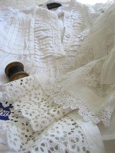 Vintage White.