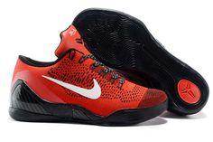 save off 37a62 720d9 Buy Mens Nike Kobe IX Elite Low Basketball Shoes Crimson White Black from  Reliable Mens Nike Kobe IX Elite Low Basketball Shoes Crimson White Black  ...