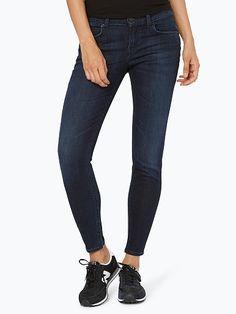 Drykorn Damen Jeans - Movie - Movie ist die schmal geschnittene 5-Pocket-Jeans von DRYKORN, die dank ihrer sommerlichen 7/8-Länge ganz nach Bedarf mal lässig und mal elegant kombiniert werden kann.    * Skinny Fit  * Gürtelschlaufen  * Zip-Fly  * innenseitige Saumschlitze. - Movie ist die schmal geschnittene 5-Pocket-Jeans von DRYKORN, die dank ihrer sommerlichen 7/8-Länge ganz nach Bedarf mal lässig und ...