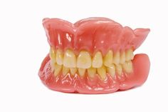 Foods to Eat While Wearing Dentures