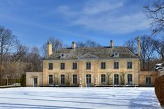 David Adler-Designed Mansion on Fraction of Former Estate - House of the Day - Curbed National