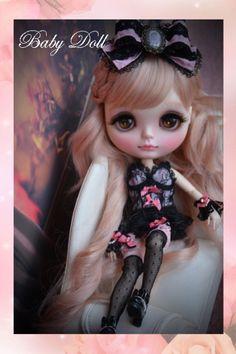◆ ♪ BabyDoll custom Bryce ♪ ◆ ♪ Gothic Lolita ♪ - Auction - Rinkya! Japan Auction & Shopping