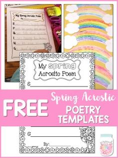 Tips for writing a free verse poem on spring