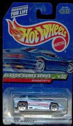 Hot Wheels 1999-982 Classic Games Series 2 of 4 Silhouette Ii 1:64 Scale Hot Wheels http://www.amazon.com/dp/B002Z4RAB6/ref=cm_sw_r_pi_dp_44TNwb0J77B7F