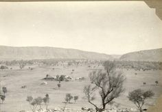 1918 photo from Anzac Hill