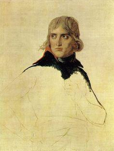 Jacques Louis David, Napoleon