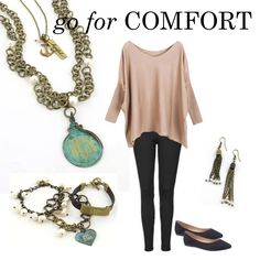 Cute, but comfy! | Accessories by Initial Outfitters