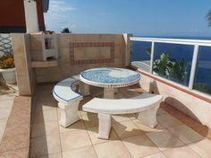 Gästeapartment - Terrasse