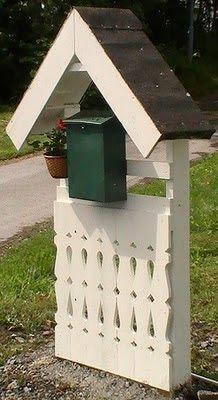 Mailbox, Outdoor Decor, Garden, Diy, Home Decor, Tripod, Homemade Home Decor, Mail Drop Box, Bricolage