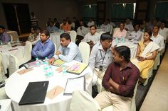 Another view of participants