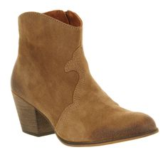 Office NAMESAKE BEIGE SUEDE Shoes - Womens Ankle Boots Shoes - Office Shoes
