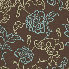 Shop allen + roth Brown Strippable Non-Woven Paper Prepasted Classic Wallpaper at Lowes.com