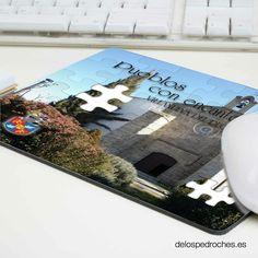 Alfombrilla de ratón con fotografía de Villanueva del Duque (Córdoba) #ValleDeLosPedroches   http://delospedroches.es/es/alfombrillas/224-alfombrilla-poliester-rectangular-villanueva-del-duque-al-16.html