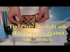 3 Ways to Emboss Paper - wikiHow