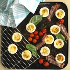 Kids tend to love things with bacon, and these mini tarts—manageable for small hands—are no exception. Serve them warm with salad and also cold for lunch boxes or picnics. - parenting.com