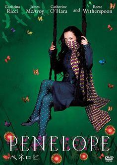 英題:PENELOPE 邦題:ペネロピ 製作年:2006年 製作国:イギリス 日本公開:2008年3月1日